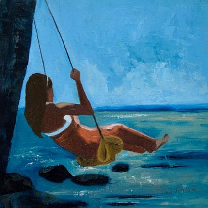 Gary Smith Swing 19 x 19 cm