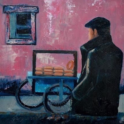 Gary Smith Simit Vendor 19 x 19 cm