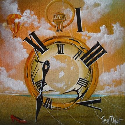 Lionel Valot Les heures dérangées 25 x 25 cm