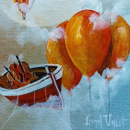 Lionel Valot Les ballons 13 x 13 cm