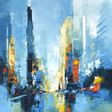 Daniel Castan Broadway 80 x 80 cm