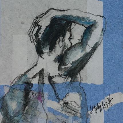 Corinne Labarussias L'horizon 3 13 x 13 cm