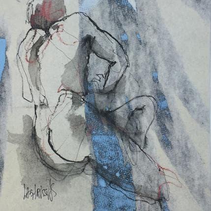 Corinne Labarussias L'horizon 6 19 x 19 cm