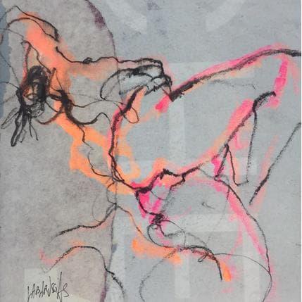 Corinne Labarussias La vie en couleurs 9 25 x 25 cm