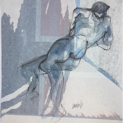 Corinne Labarussias L'horizon 14 36 x 36 cm