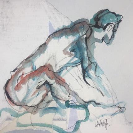 Corinne Labarussias L'horizon 16 36 x 36 cm