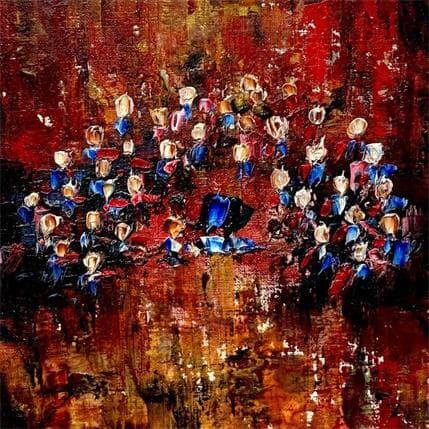 Pierre Reymond Concert #7 19 x 19 cm