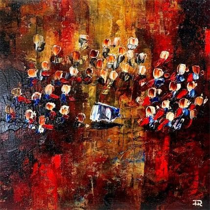 Pierre Reymond Concert #5 25 x 25 cm