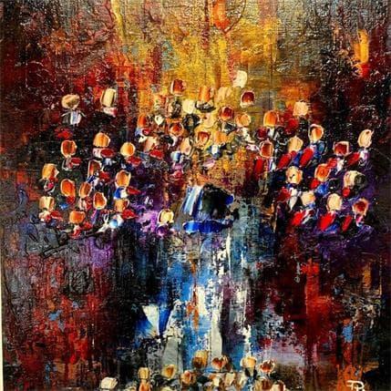 Pierre Reymond Concert #2 25 x 25 cm