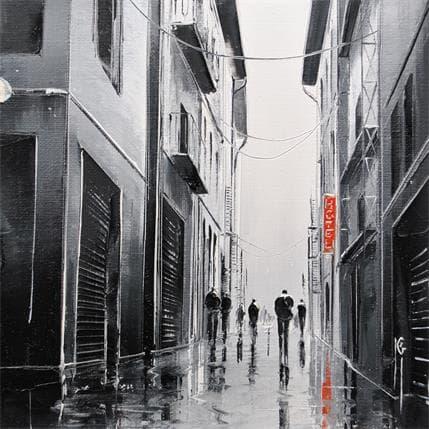 Maurizio Galloro Après nous 13 x 13 cm