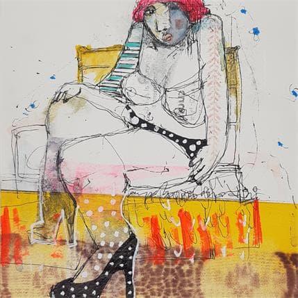Empar Boix Bernardini Madame 19 x 19 cm