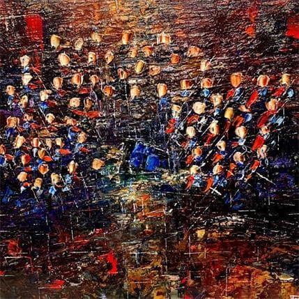 Pierre Reymond Concert 36 x 36 cm