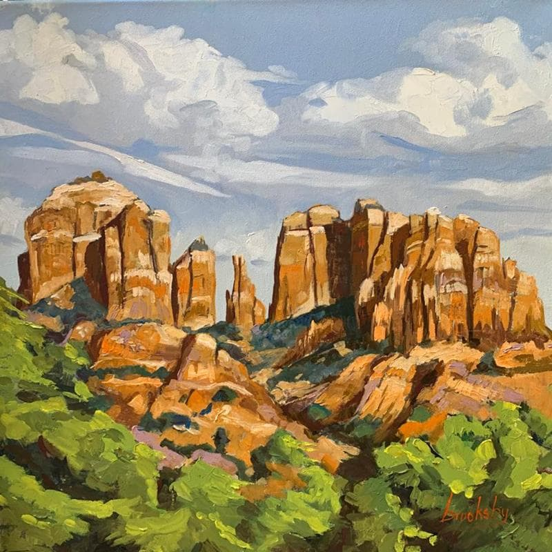 Cathedral Rock Morning