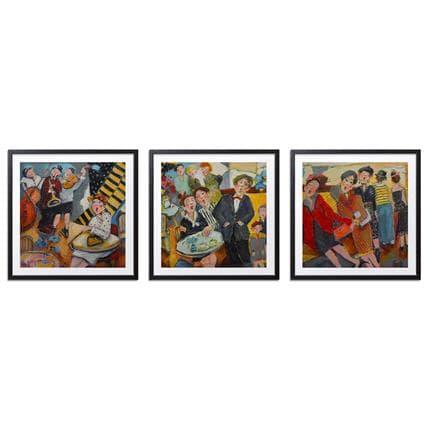 Nicole Garilli Triptych - Années folles et folles amours