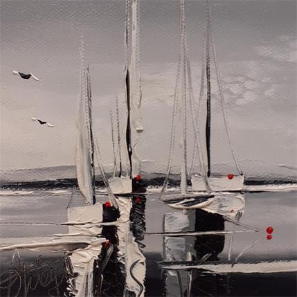 David Fonteyne Yacht 13 x 13 cm