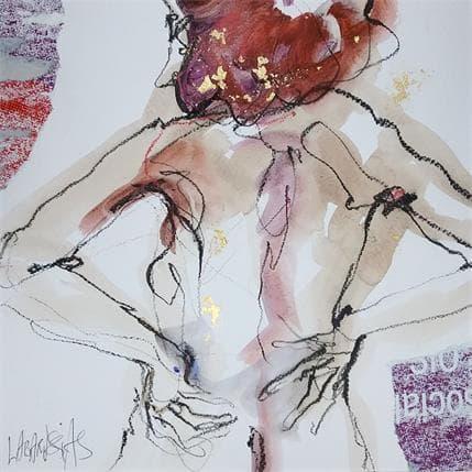 Corinne Labarussias Béa 25 x 25 cm