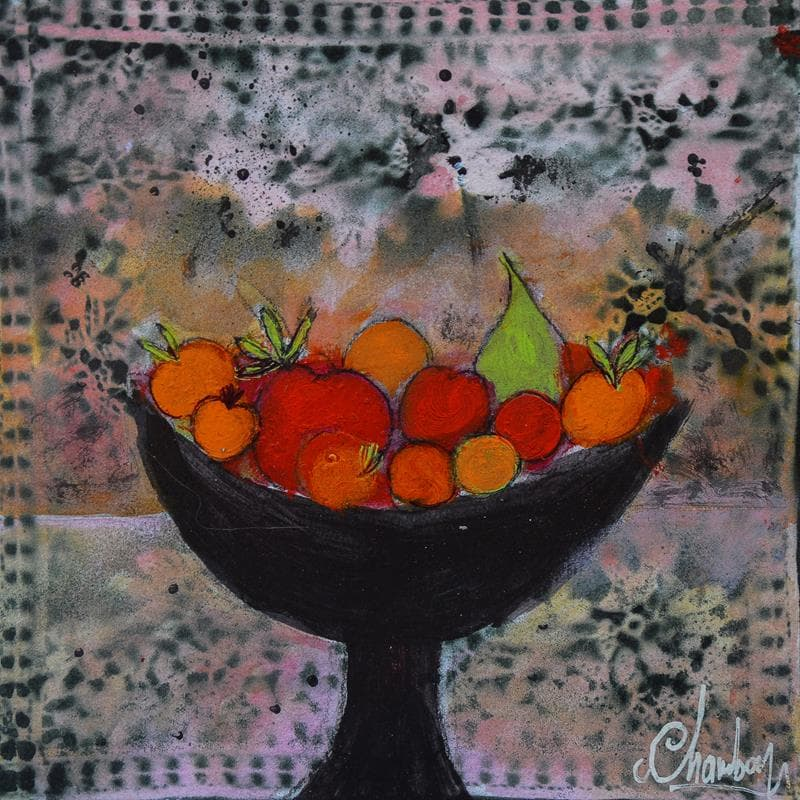 Coupe aux fruits rouges