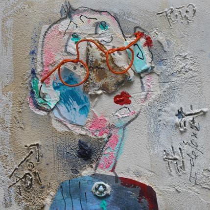 Isabelle De Joantho Leon 13 x 13 cm
