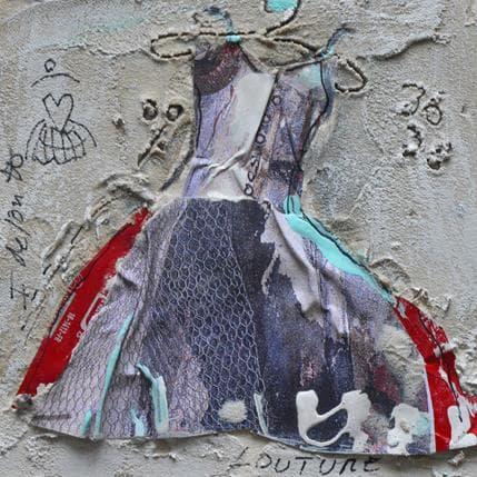 Isabelle De Joantho Couture 13 x 13 cm