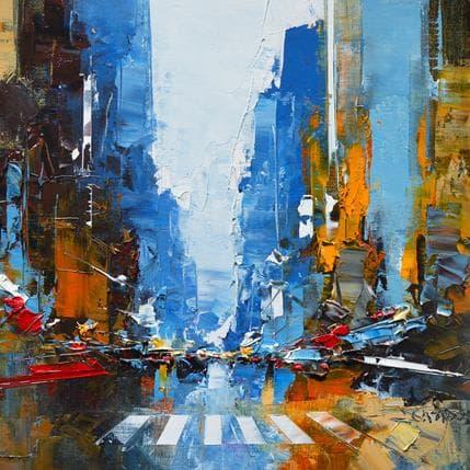 Daniel Castan Stein way street 25 x 25 cm