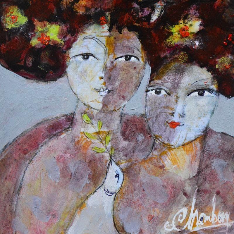 Fabienne et juju