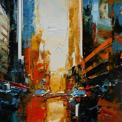 Castan Daniel Morning 19 x 19 cm