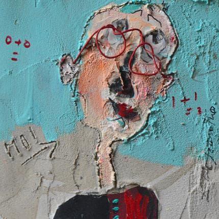 Isabelle De Joantho Toto 13 x 13 cm