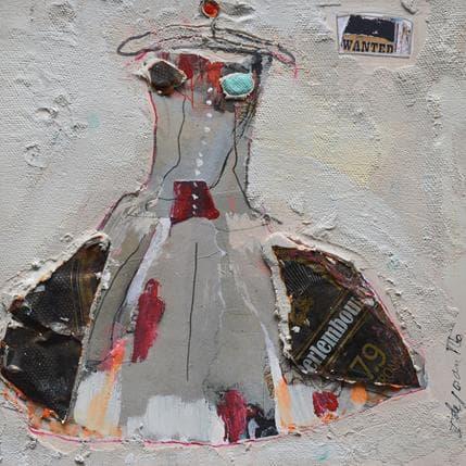 Isabelle De Joantho Wanted 25 x 25 cm
