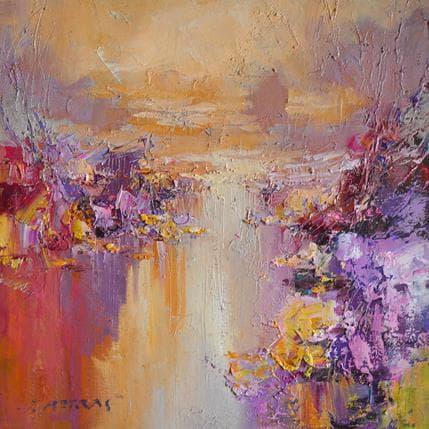 Ivica Petras Water 25 x 25 cm