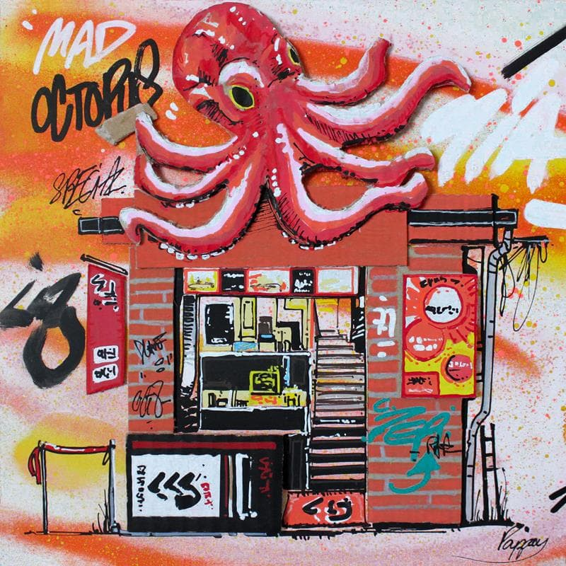 Mad Octopus