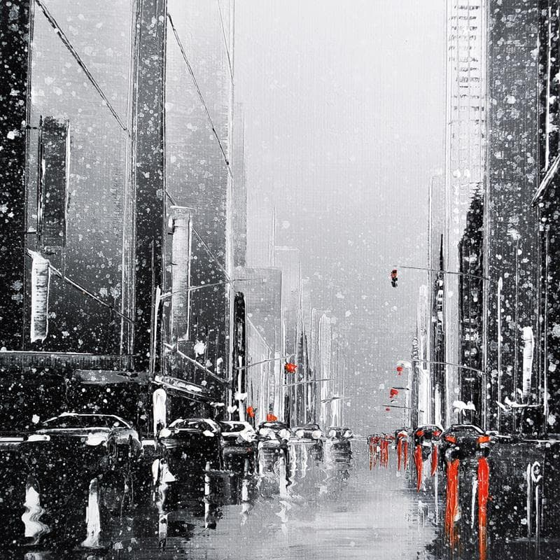Traversée neigeuse