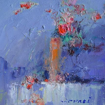 Ivica Petras Little flowers 13 x 13 cm