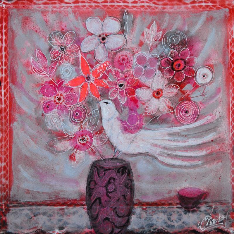 Bouquet pour un oiseau