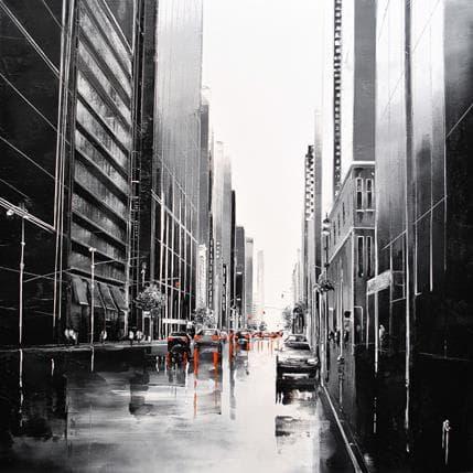 Maurizio Galloro Belle avenue 36 x 36 cm