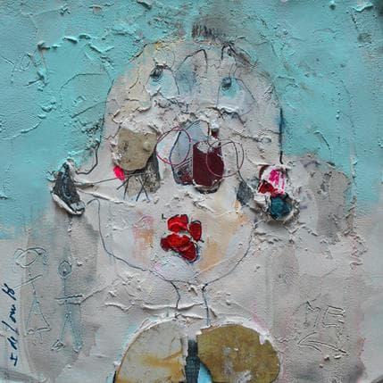 Isabelle De Joantho Bello 36 x 36 cm