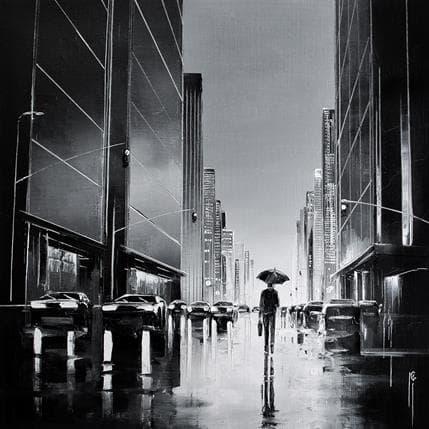 Maurizio Galloro Intimité nocturne 25 x 25 cm