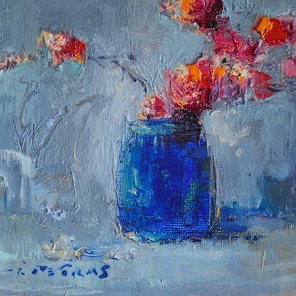 Ivica Petras Flowers 13 x 13 cm