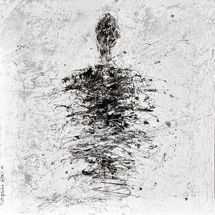 Sophie Rocco Resonnance 25 x 25 cm