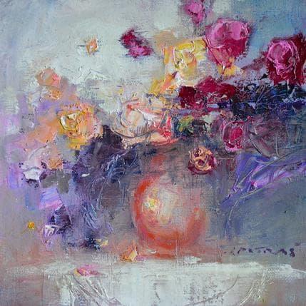Ivica Petras Roses 19 x 19 cm