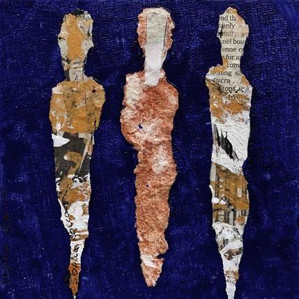 Sophie Rocco Le trio 13 x 13 cm