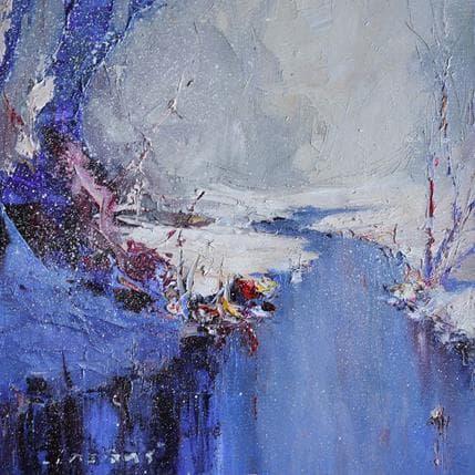 Ivica Petras Winter 25 x 25 cm