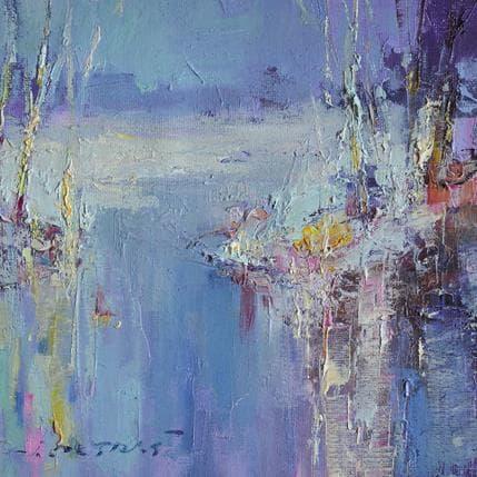 Ivica Petras Winter 19 x 19 cm