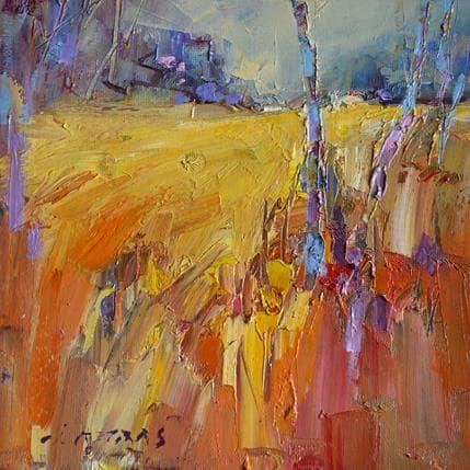Ivica Petras Secret trees 19 x 19 cm