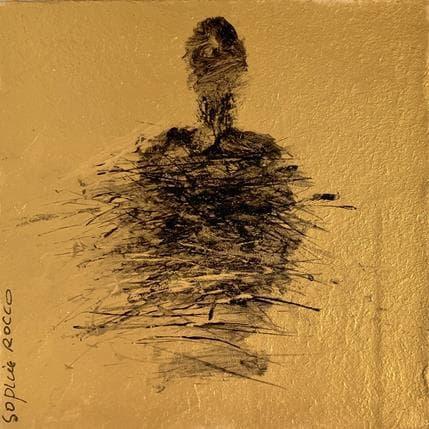 Sophie Rocco Chercheur d'or 13 x 13 cm
