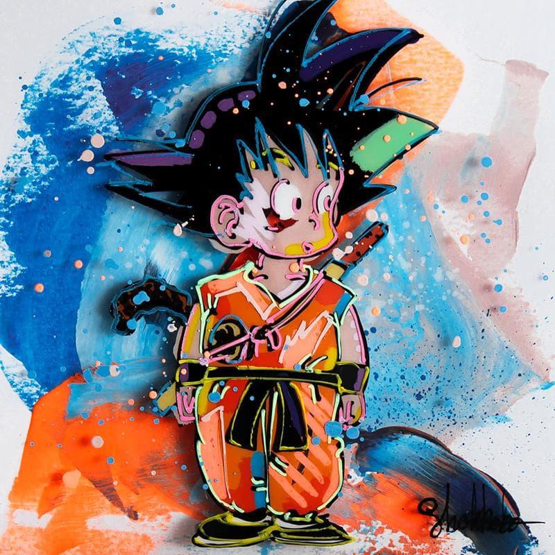 Mini Goku 165a