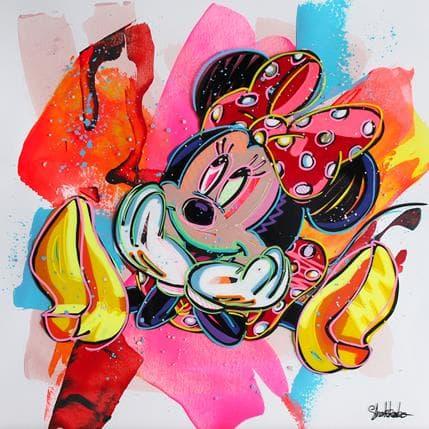 SHOKKOBO Minnie mouse 104d 36 x 36 cm