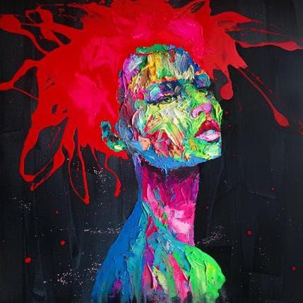 Agusil Red Hair 100 x 100 cm