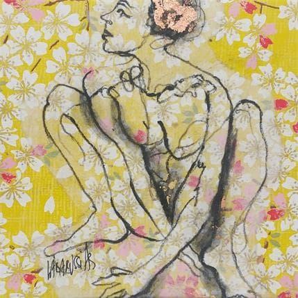 Corinne Labarussias La vie en fleurs 6M 13 x 13 cm
