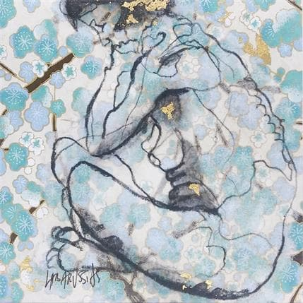 Corinne Labarussias La vie en fleurs 7M 13 x 13 cm