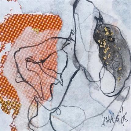 Corinne Labarussias Esquisse 9M 13 x 13 cm